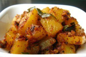 Блюда из картошки. Блюдо 2