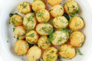 Блюда из картошки. Блюдо 3