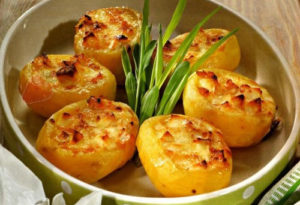Блюда из картошки. Блюдо 4
