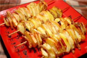 Блюда из картошки. Блюдо 6