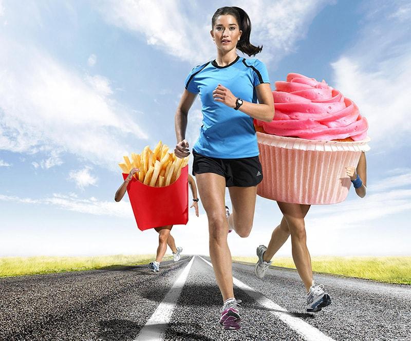 Не худею на правильном питании и занимаясь спортом