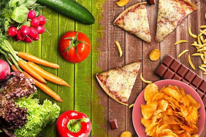 ТОП 20 мифов о правильном питании