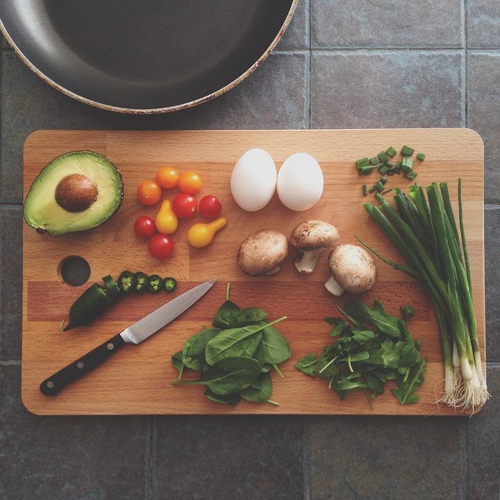 avocado и грибы